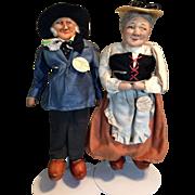 Bernard Ravca Dolls