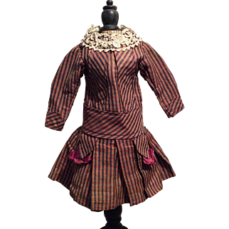 Beautiful Early Dress for French or German Bebé