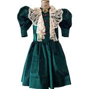 Dress for Large German or French Doll