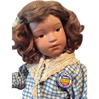 Schoenhut Doll -A Beauty