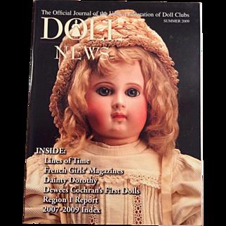 UFDC Doll News- Summer 2009