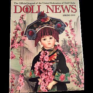 UFDC Doll News-Spring 2010