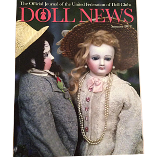 UFDC Doll News-Summer 2012