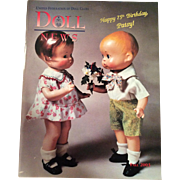 UFDC Doll News- 75th Birthday Patsy-Fall 2003