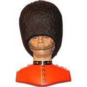 Guardsman Bossons Head 1986 Bossons England