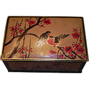 Beautebox Canco Trinket Box Oriental Pattern