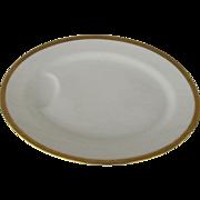 Theodore Haviland Limoges Monarch Pattern Platter