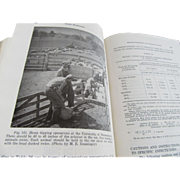"""Sheep Husbandry"" by M. E. Ensminger, Ph.D  1955"