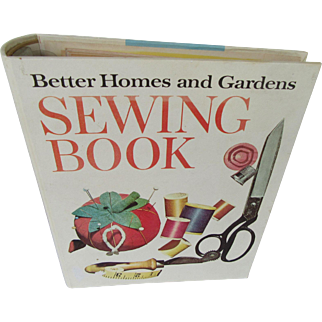 Better Homes and Gardens Sewing Book for Beginner to Professional