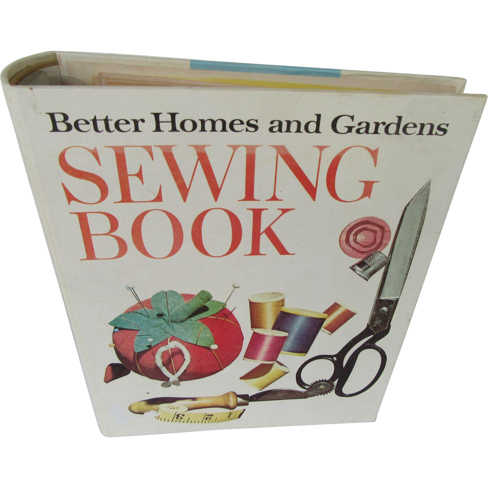 Better homes and gardens sewing book for beginner to for Better homes and gardens episodes