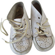 Vintage Baby Shoes Size Two Lovingly Used