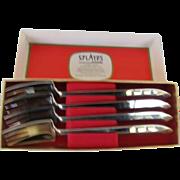 SPLAYDs by McArthur Australian Fork/Spoon 1940s