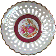 Porcelain Candy Dish Daniels Fine Gifts Japan