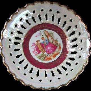 Porcelain Candy Dish Daniels Fine Gifts Japan