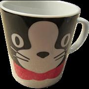 Pussy Cat Mug Albert Kessler Co. Japan
