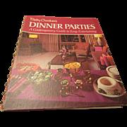 "Betty Crocker""s Dinner Parties by General Mills 1970"