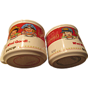 Campbell's Soup Mug Pair Featuring Campbell Kids