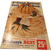 """Pillsbury's Best 9th Grand National Cook Book 100 Recipes"" 1950s"