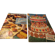 """""""The Lunch box Cookbook"""" & """"Betty Crocker Cooky Carnival"""""""