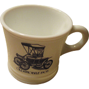 Surrey Shaving Mug Made in the USA Oldsmobile 1903