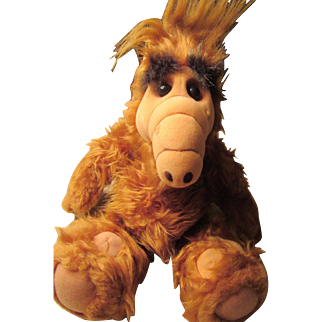 1986 ALF  by Alien Productions Coleco Industries TV Star