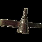 Gemini Metal Tie Bar 1960s