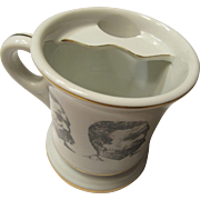 Man's Mustache Mug Featuring Men's Styles