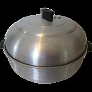 1950s Aluminium Bun Warmer StoveTop