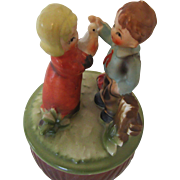 "Music Box Boy and Girl "" Laura's Theme from Dr. Zhivago"""