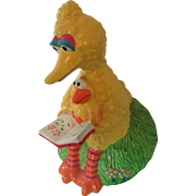 "Big Bird Gorham Music Box ""Sing A Song"" 1981"