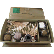World War II Belding Corticelli Sewing Kit