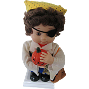 Halloween Kids Animated Collectibles Pirate 1994