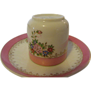 Occupied Japan Tiny Cup and Saucer M.B.