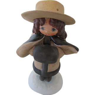 Mary Lynne 1984 Enesco Figurine  by Christina Mae Risley of a Child