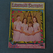 Lennon Sisters 1957 Paper Dolls by Whitman - shipping included