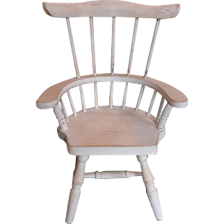 Vintage Windsor Doll Chair