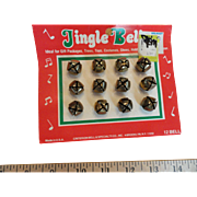 "Vintage ""Jingle"" Bells -Two Sizes"