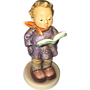 Hummel Goebel The Poet TMK7 397 3/0 figurine reading nice!
