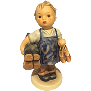 Hummel Goebel 143/0 Boots Figurine TMK6 vintage Boy figure!