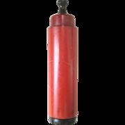 CLEARANCE..Vintage Art Deco Bakelite Purse Vanity Perfume Bottle