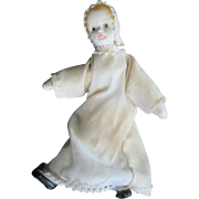LAST CHANCE..Vintage Bisque Doll
