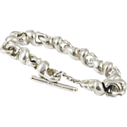 Vintage Walter Schleup Silver Bracelet