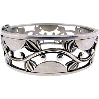 Georg Jensen/Harald Nielsen Bangle