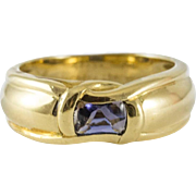 Cabochon Sapphire Chaumet Ring