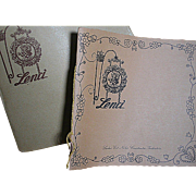 Lenci Doll Catalog with original envelope Eighteen Pictures of Lenci Dolls Reproduced from Original Dolls