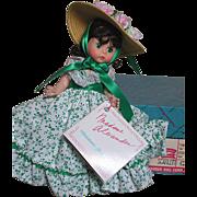 Vintage Madame Alexander Doll Scarlett  MIB