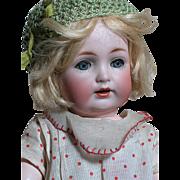 Rare German Kestner Doll 260 on Teen Toddler Composition Body