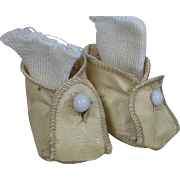 Original Horsman Baby Dimples Doll Shoes and Stockings
