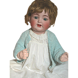 Kammer & Reinhardt Doll  126 Character Baby Composition Baby Body Wonderful  Outfit