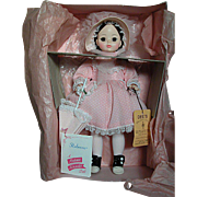 Madame Alexander Doll Rebecca Hard Plastic  MIB